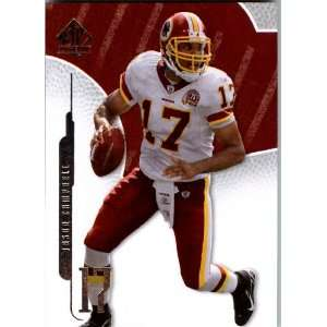 2008 Upper Deck SP Authentic Football # 63 Clinton Portis