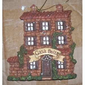 Kurt Adler Casa Bella Collectible Ornament NWT
