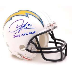 LaDainian Tomlinson San Diego Chargers Autographed Mini