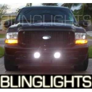 2000 2005 Ford Excursion Super Duty Fog Lamps Automotive
