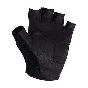 FOX CLOTHING Tahoe Gloves 2X Large Black Sports