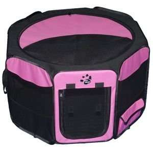 Pet Gear Pet Pen   Travel Lite Soft Sided Round (S L)(6