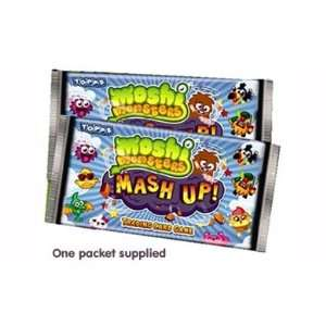Moshi Monsters Trading Card Game Mash Up Booster Pack Toys & Games