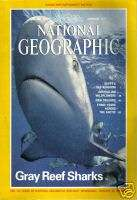 National Geographic January 1995 Egypts Old Kingdom