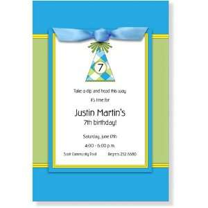 Birthday Party Invitations   M33 HR8