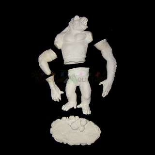 Movie King Kong 1/20 Figure Vinyl Model Kit