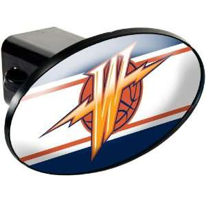 Golden State Warriors NBA Trailer Hitch Cover Everything