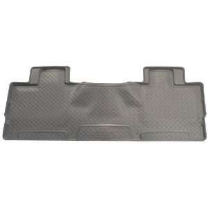 Liners Custom Fit Second Seat Floor Liner for Lincoln Navigator (Grey