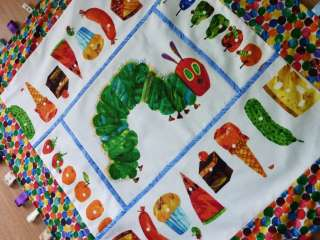 Hungry Caterpillar New Baby Taggy Christening Gift