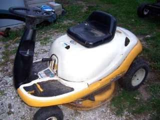 MTD Yard Bug Rear Engine Riding Mowers (2 Mowers for the price of one