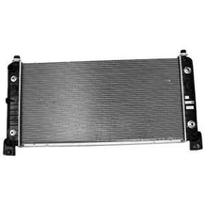13029 Cadillac Escalade 1 Row Plastic Aluminum Replacement Radiator