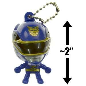 com Blue Ranger ~2 mini figure flashing charm Power Rangers   Angel