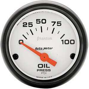 Auto Meter 5422 200 Psi Oil Automotive