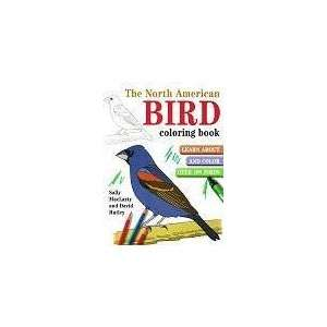 The North American Bird Coloring Book Toys & Games