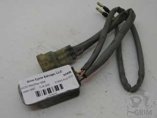 1987 Honda TLR200 CB175 CL450 SL175 Regulator Rectifier   31600 KJ2