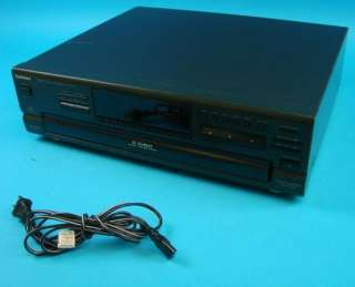 Technics SL PD787 5 Five CD Player Compact Disc Changer