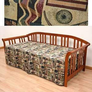Easy Fit Hip Hop Twin Daybed Cover Decor