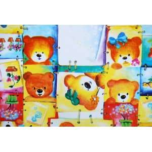Gift Wrapping Paper   Cute Teddy Bears