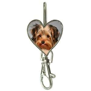 Yorkshire Terrier Puppy Dog 10 Key Finder P0656