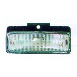 1991 95 CHRYSLER TOWN & COUNTRY VAN FOG LIGHT, DRIVERRH