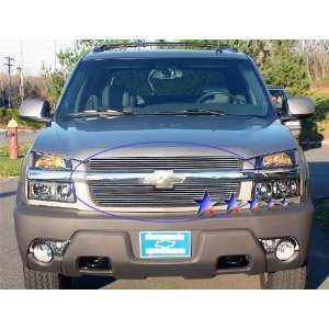 01 06 02 03 04 05 Chevy Avalanche Billet Grille Grill