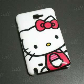 Hello Kitty Lovely cute hard case cover for Samsung Galaxy Note i9220