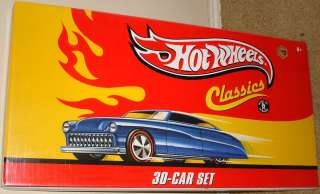 MIMB 2009 Hot Wheels Classics Series 5 30 car set INCREDIBLE SET