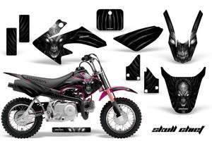 HONDA CRF 50 GRAPHICS KIT DECALS STICKERS SCSP