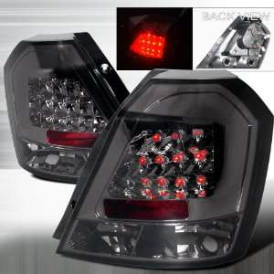 07 Up Chevy Aveo LED Altezza Tail Lights   Smoke