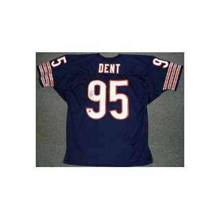 Richard Dent Chicago Bears Autographed Throwback Football Jersey (Navy