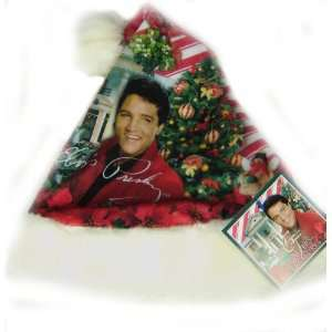 Elvis Presley Christmas Hat by Limited Treasures   Graceland Christmas