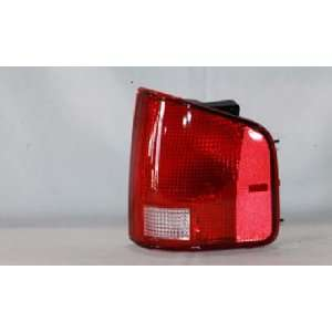 02 04 CHEVY CHEVROLET S10 PICK UP/GMC SANOMA (2nd Design) TAIL LIGHT
