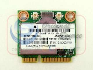 product description broadcom wireless bluetooth card bcm94312hmgb the