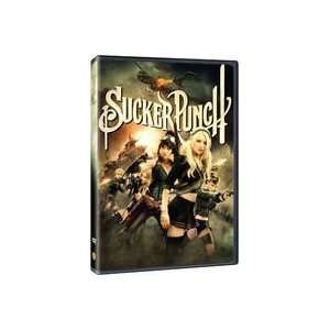New Warner Studios Sucker Punch Type Dvd Action Adventure