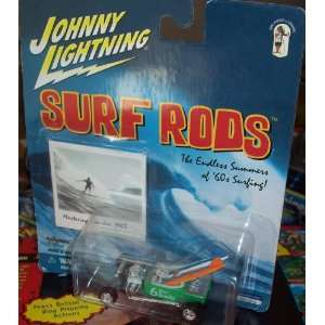 JOHNNY LIGHTNING SURF RODS 6 FOOT SWELLS Toys & Games