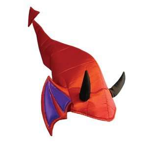 Party Red Devil Fun Hat Toys & Games