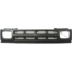 91 93 CHEVY CHEVROLET S10 PICKUP s 10 GRILLE TRUCK, Flat Finish, Black