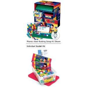 Reading Rods Phonics Word Building Reading Group Kit Toys & Games