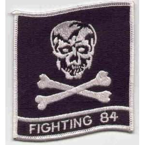 VF 84 Jolly Rogers NAS OCEANA Patch Military Arts, Crafts