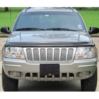 Jeep Grand Cherokee Chrome Mesh Grille Insert 99 03 Automotive