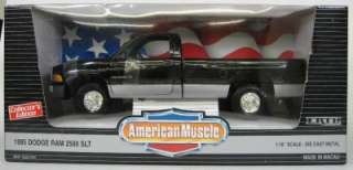 1995 Dodge Ram 2500 SLT Pickup   118 Scale   Ertl 1995