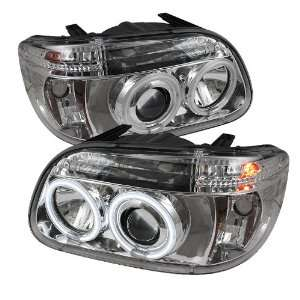 PRO YD FEXP95 CCFL 1PC C Ford Explorer Chrome CCFL Projector Headlight