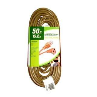Light Duty Indoor/Outdoor Landscape Cord HD#266 619