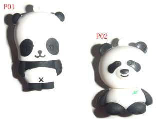 4G 4GB panda USB 2.0 Flash Memory Stick Pen Drive