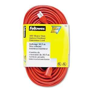 Fellowes  Indoor/Outdoor Heavy Duty 3 Prong Plug