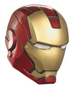 Adult Iron Man Helmet   Iron Man Costume Accessories