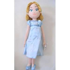 Disney Peter Pans Adventure Wendy Plush Doll Toys & Games