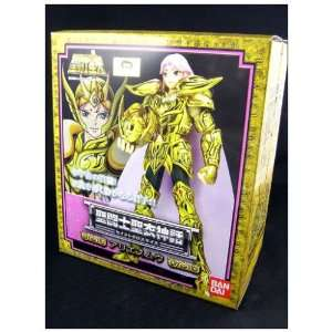 Saint Cloth Myth Gold Aries Mu Action Figure Complete Set [W/ Aries