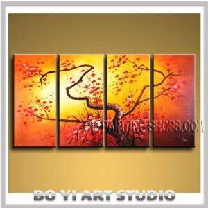Impression Landscape Oil Painting Abstract Canvas Art