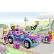 LEGO Friends Stephanies Cool Convertible (3183) Toys  TheHut